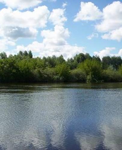 Стихи ореке моя любимая река